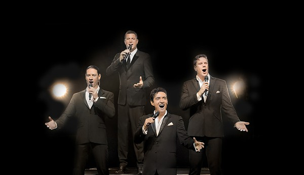 Il divo timeless tour 2018 forest national - Il divo website ...