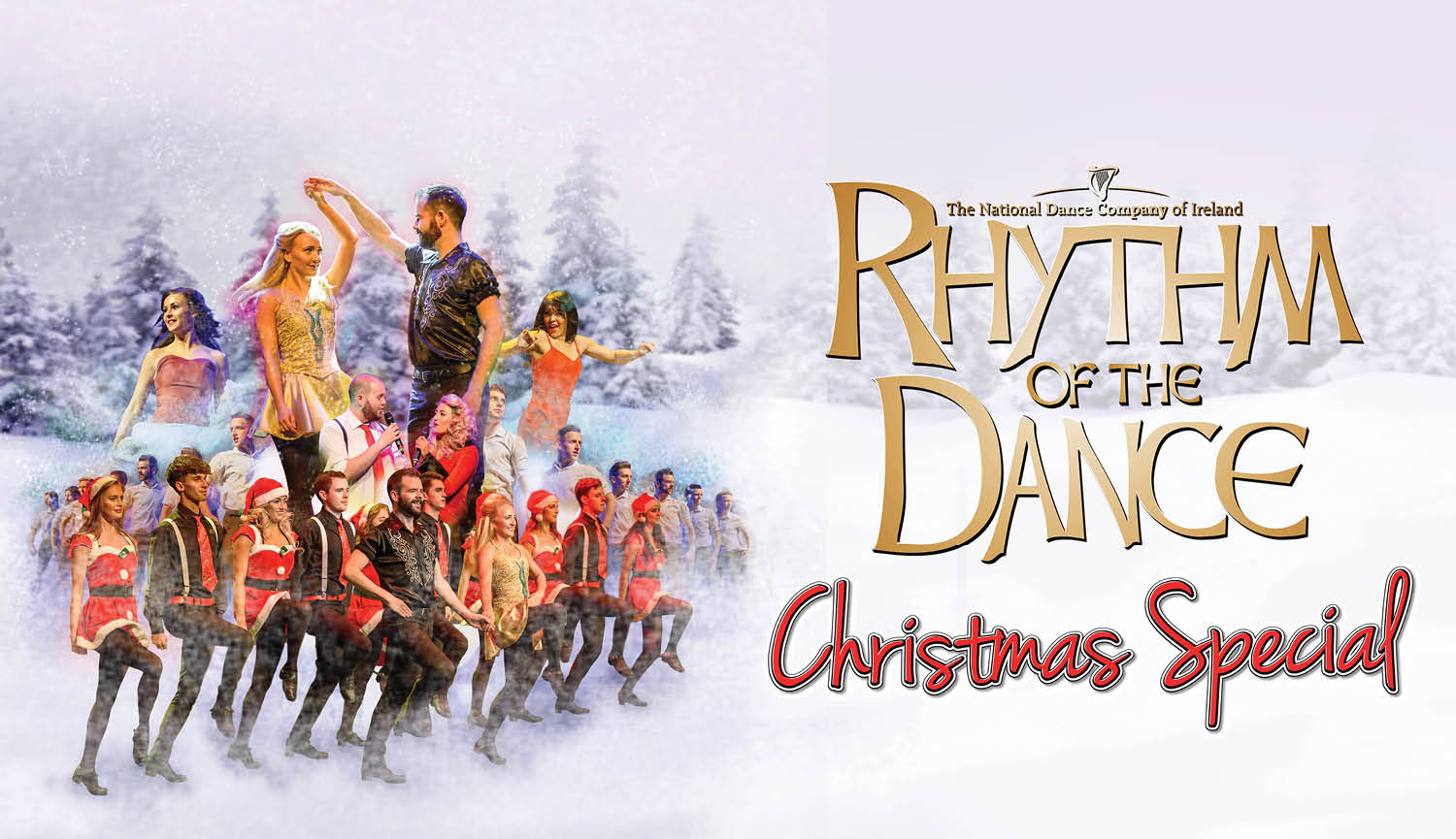 Rhythm of the Dance - The Christmas Show | Ethias Theater